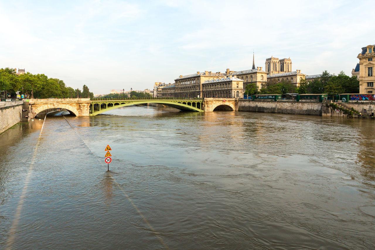 Beautiful stock photos of paris, Architecture, Bridge - Man Made Structure, Building Exterior, Built Structure