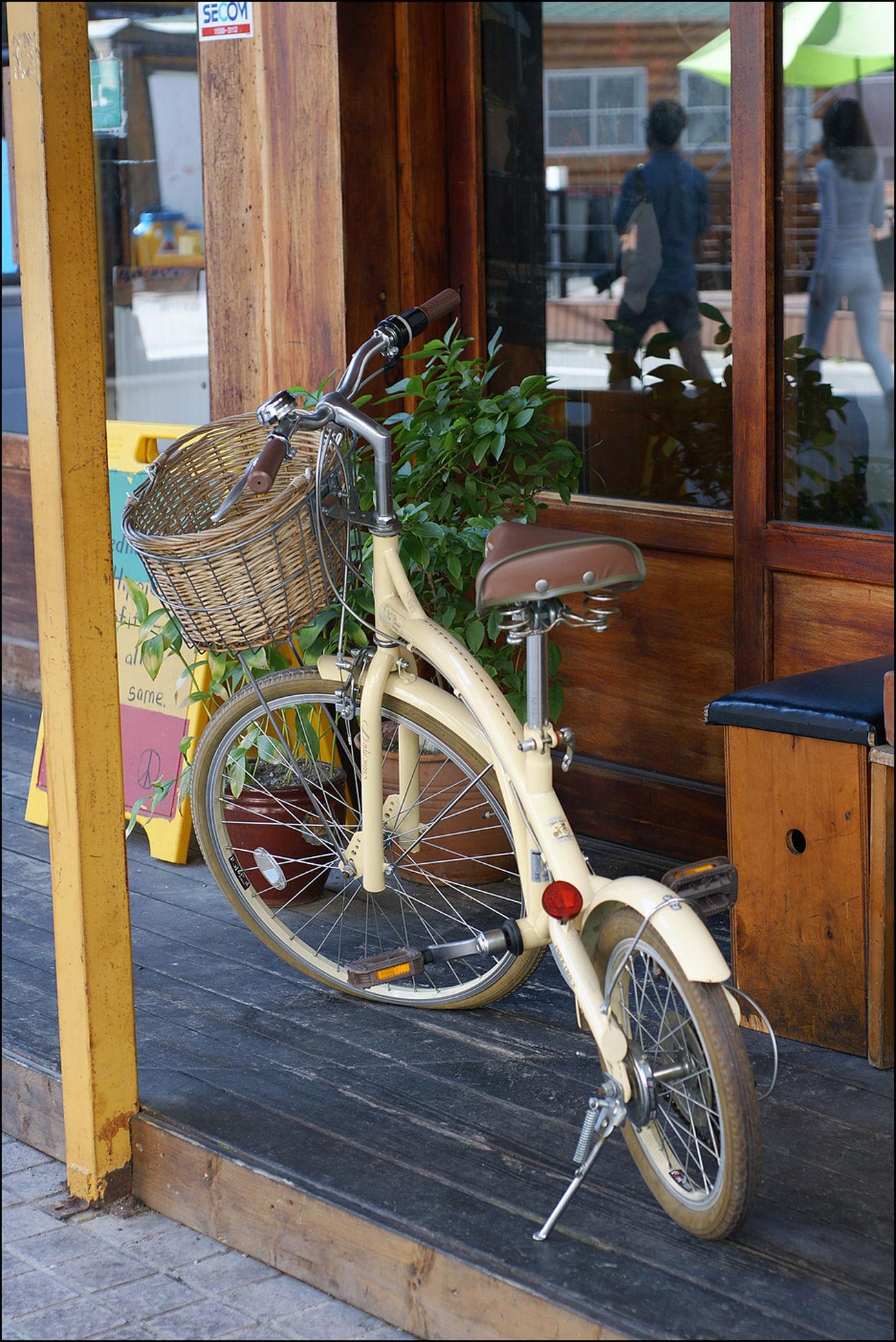 홍대 걷고싶은 거리 Bycycle Snapshot A700 Street