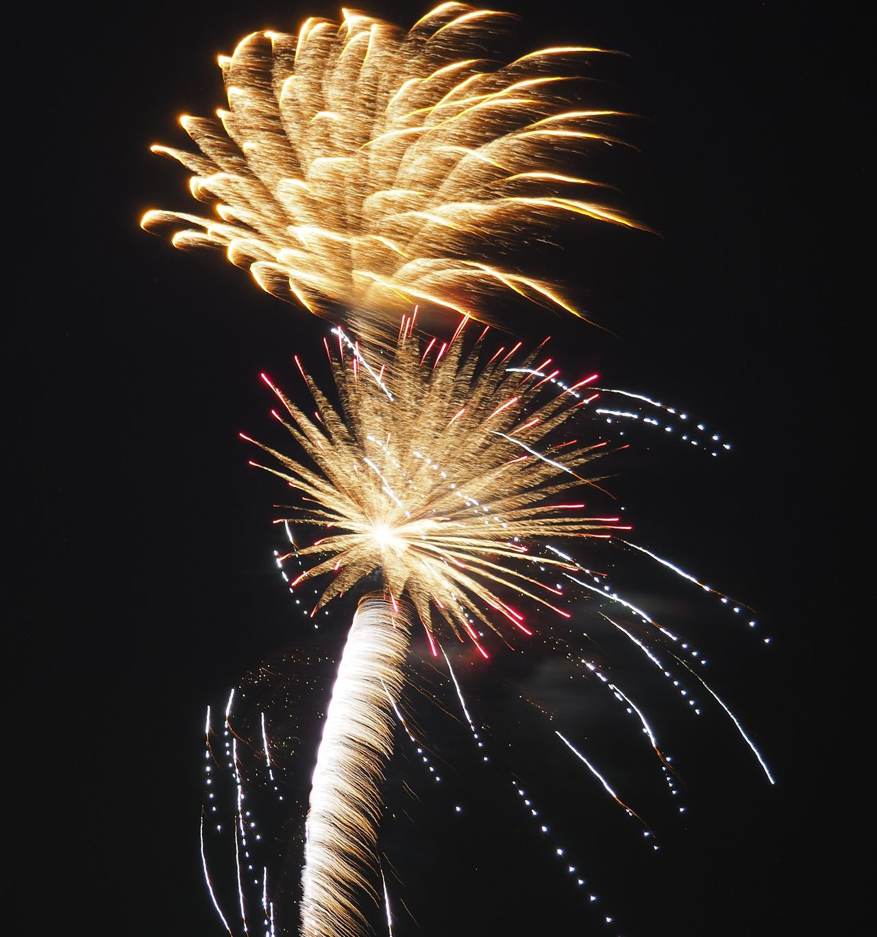 Beautiful stock photos of feuerwerk, Arts Culture And Entertainment, Blurred Motion, Celebration, Event