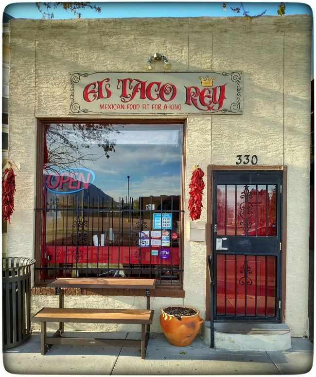 Closed on Sunday's... I will meet you again to do battle... Small places tend to be awesome. Tacos Colorado Springs Food Battle Mexican Food
