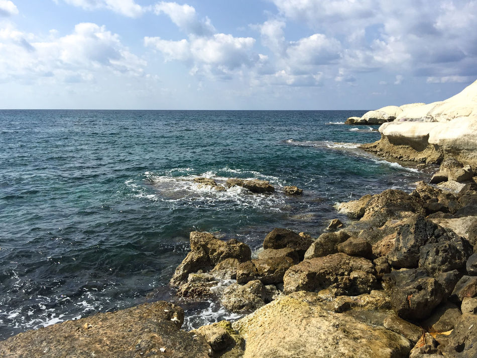 Rosh HaNikra grottoes, Haifa, Israel EyeEm EyeEm Best Shots EyeEm Nature Lover Grotte Grottes Haifa Israel Mediterranean  Mediterranean Sea Nature Rocks Rosh Hanikra Rosh HaNikra Grottoes Sea Storm Tourism Tourist Wave