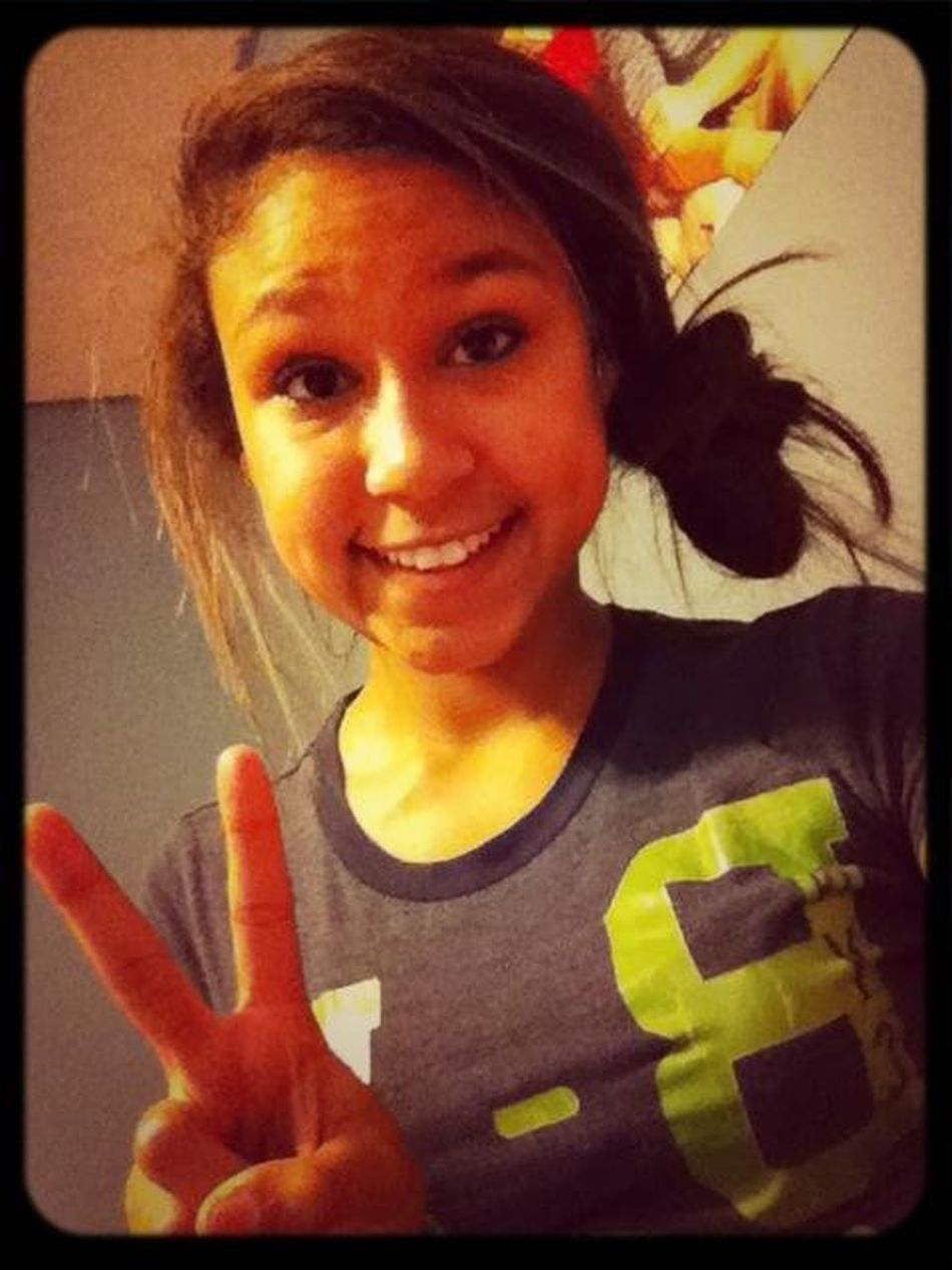 Still Doing The Peace Signs ❤ Im Just Cool Like That!