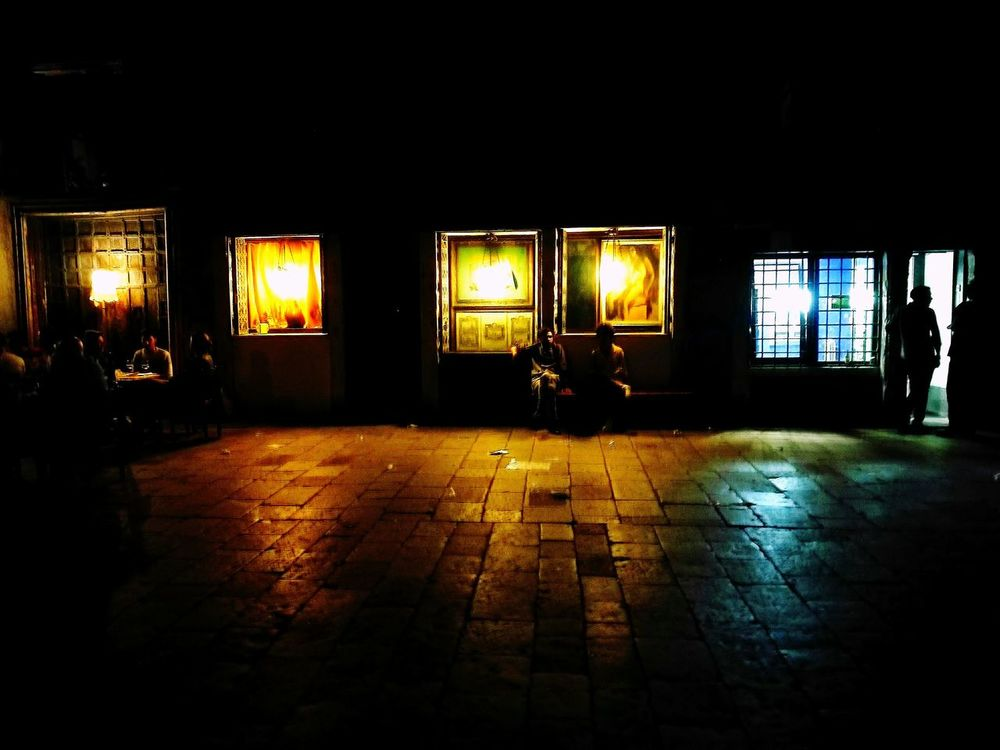 Venice Nightout Rum Fun Flash Lights People Darkness And Light Night DRUNKEN NIGHTS Pub Happyhours Shadows Redlight Bluelight Flashback Strangers Friends Fresh On Eyeem
