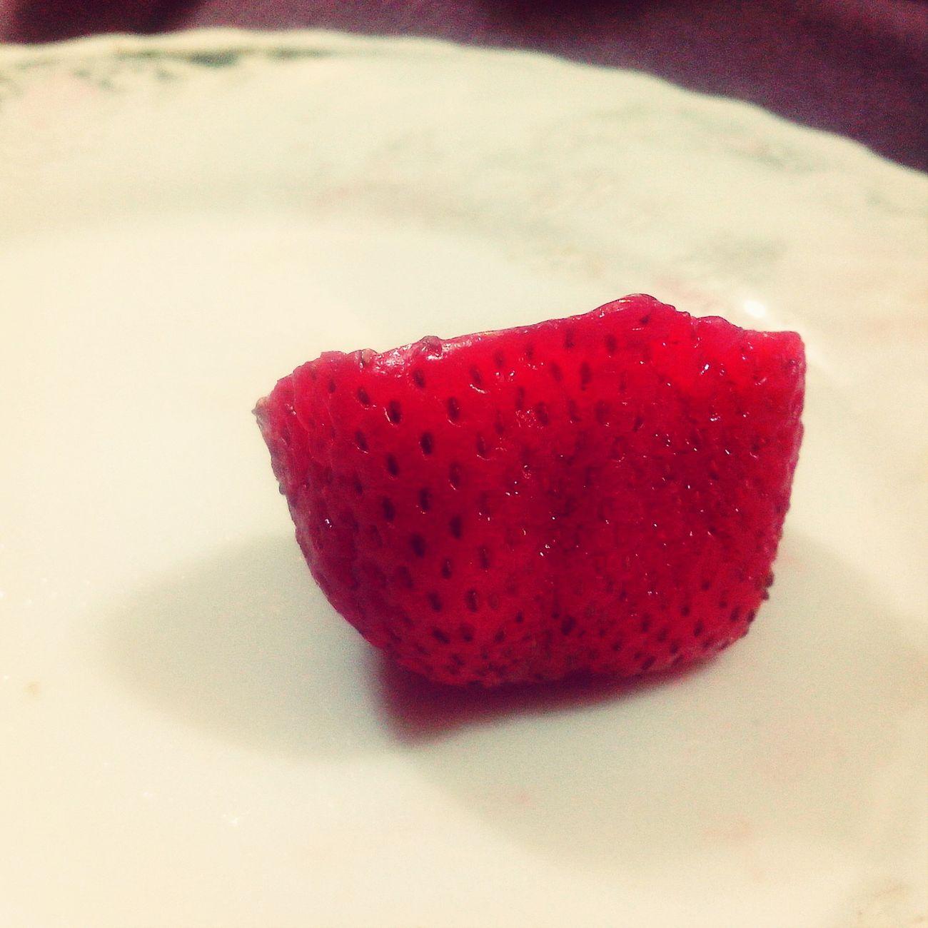 Frutilla  Rica. ConMiMami