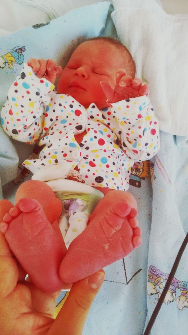 Newborn Happiness New Life Starts Now ♥ Family ♥ Mummylovesme Mummy Love  Mummys Girl Daughter