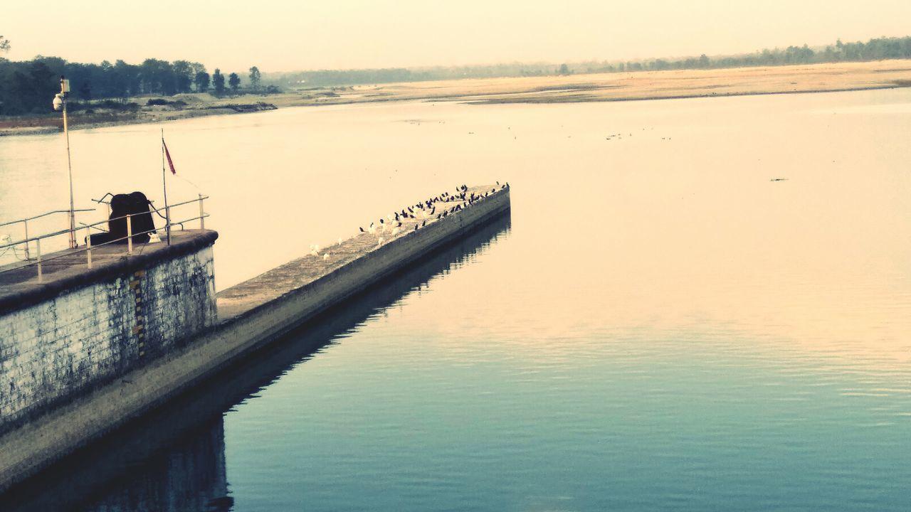 Fleet Lake Water Scenics No People Justrandomclicks Check This Out Horizon Over Water blackandwhitebirds