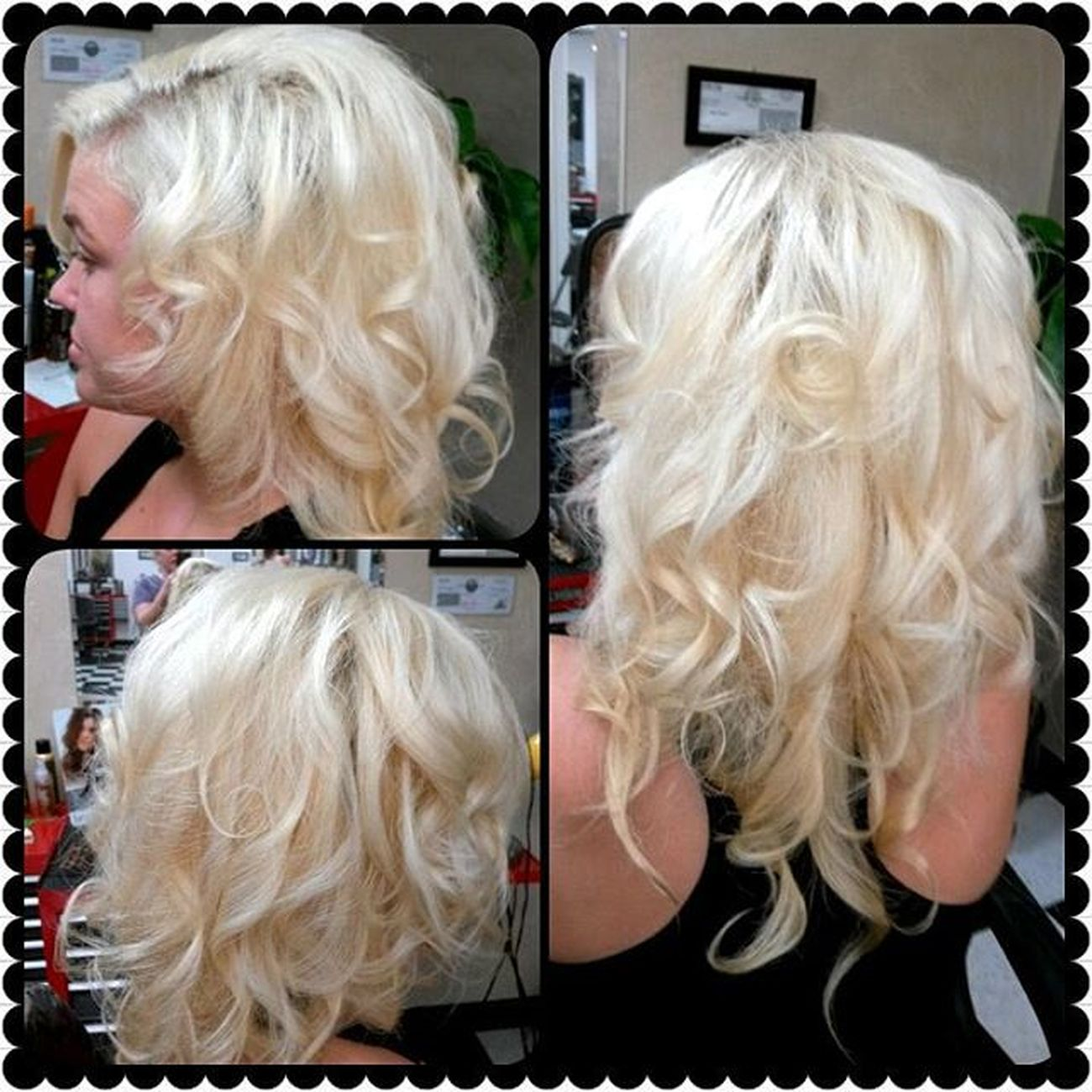 Beautybytammy Blondeshavemorefun Huntingtonbeach Mainstreethaircompany bighairdontcare bighair california