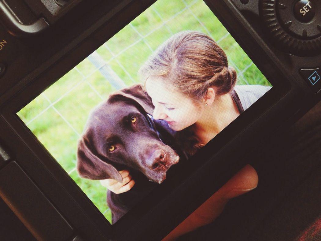Dog I Love My Dog Eiko Canon EOS 60D