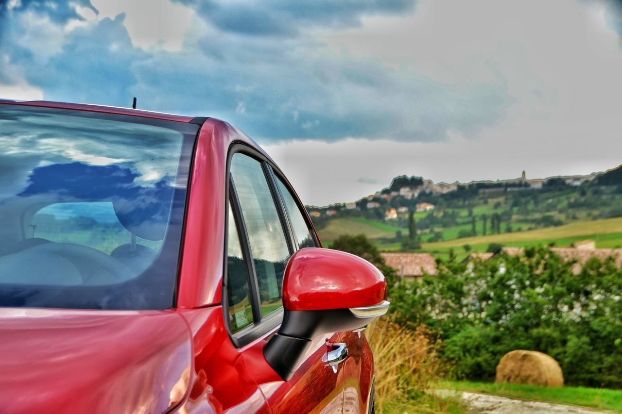 Country Road Visit Italy Italy Go Away Landscape Summer Colour Palette Abruzzo - Italy Colours Of Summer Mountains Colors Of Life Colours Of Life Nature Color Palette Colour Of Life Showcase August Red 500X MyCar Colour Transportation The Drive