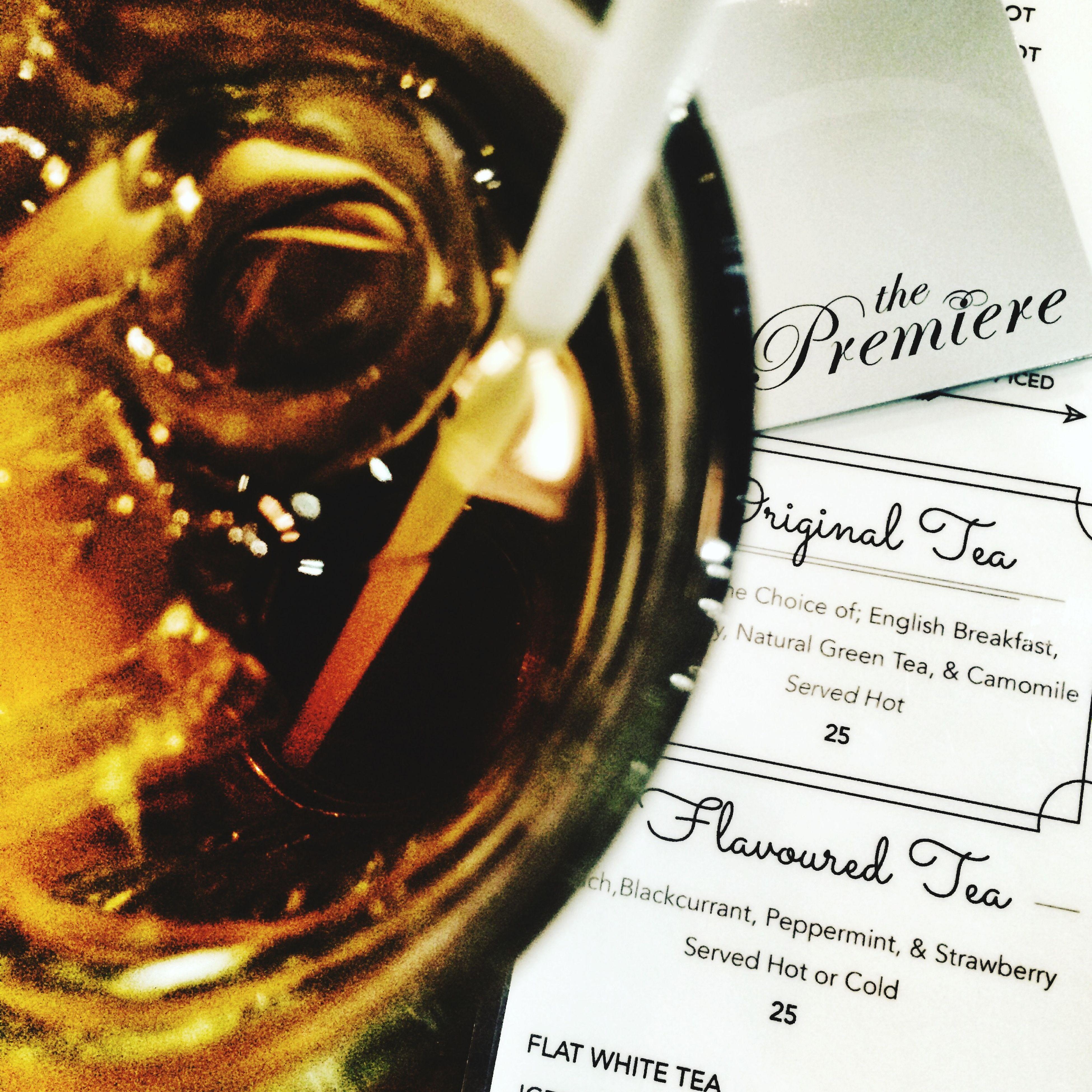 Peppermint tea Simpel Monday