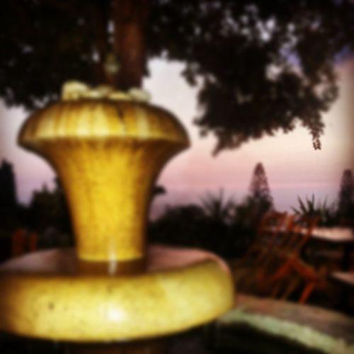 Lebanon Zouk_Mekayel Old_Souk Fountain Sunset sea Layali_El_Mir