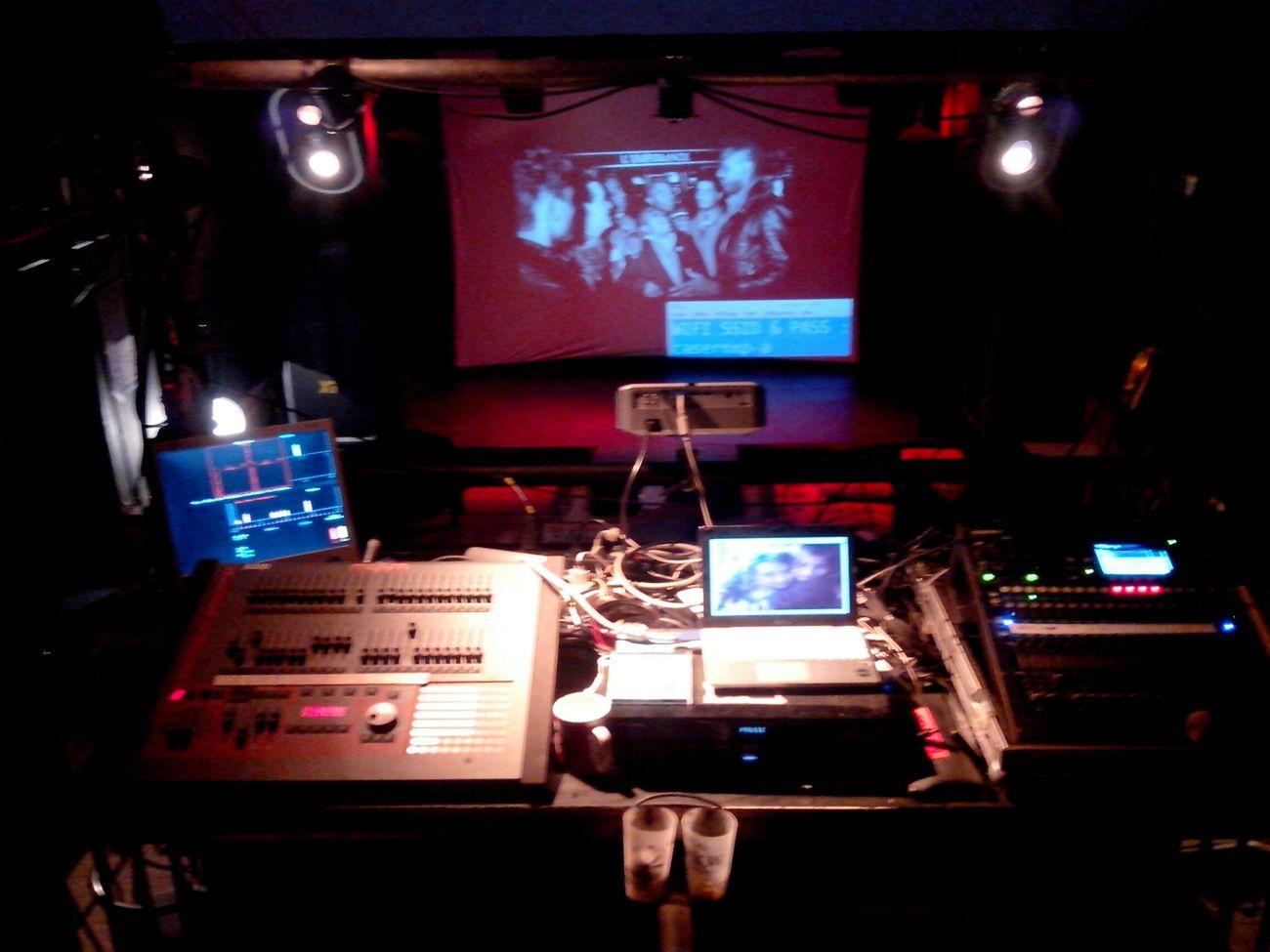 CinéClubXP Vikings & Panthers @GareXP