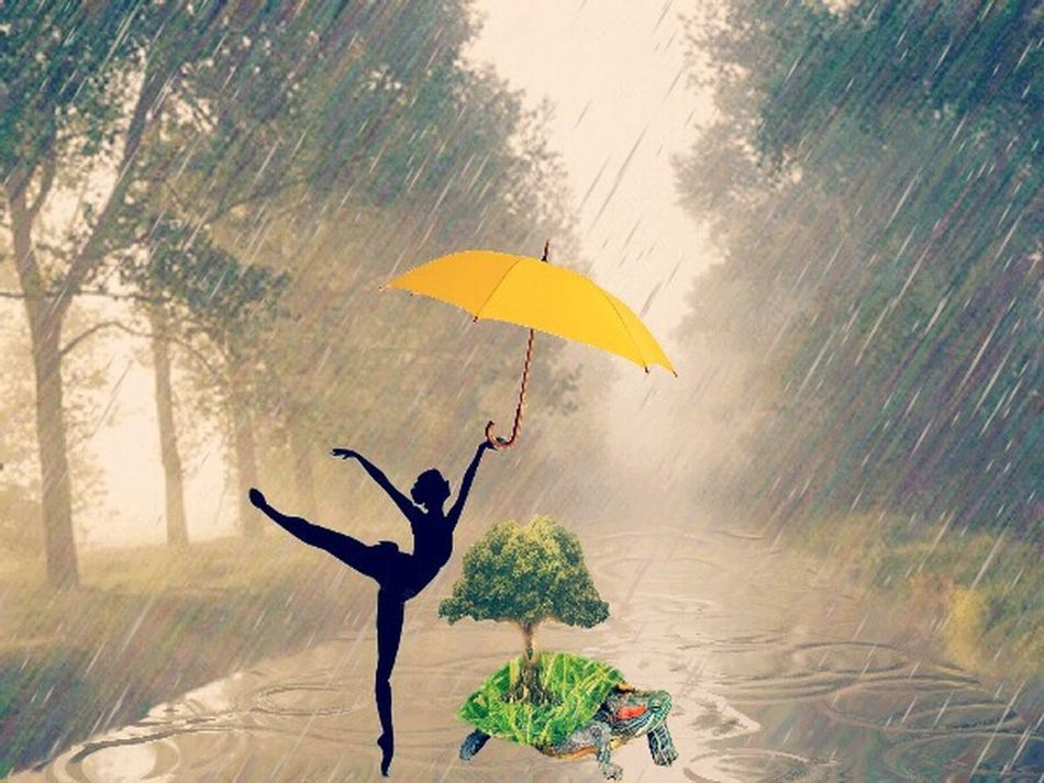☺️ Playing 😋 Playing With Effects Playing With Filters Playing With Apps  Imagine Crazy Edit By Me 🍃TinkerVanny🍃 Whit Love ... Ballerina Dance ❤ under the rain 🌧🌧☔️☔️☔️ Fairytales & Dreams