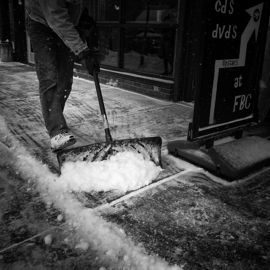 Winter Blackandwhite Streetphotography Hipstamatic