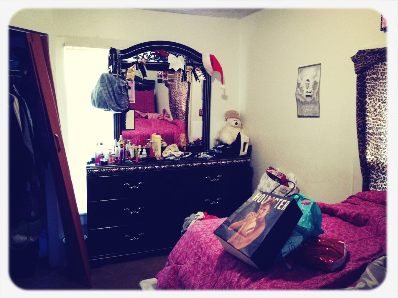 Cleaned My Room
