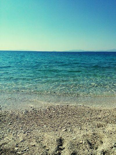 Beach Sea Summer Greece