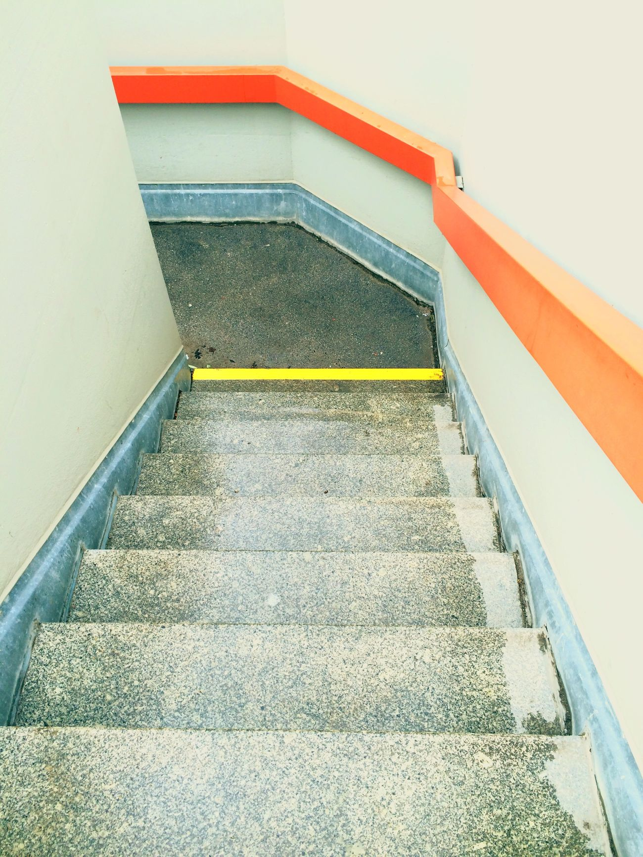 Stairs Go Away Go Down Steps Step By Step Target Built Structure Building Graphic Look IPhoneography