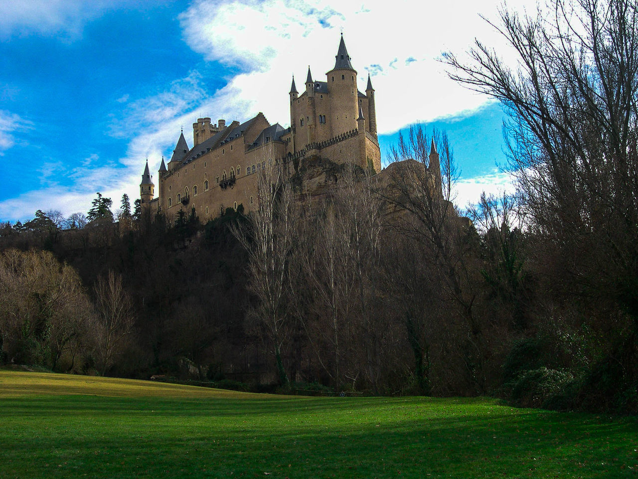 Alcazar Alcázar Segovia Architecture Castilla Castle Medieval Outdoors Segovia SPAIN Tourism Travel Travel Destinations Traveling Winter