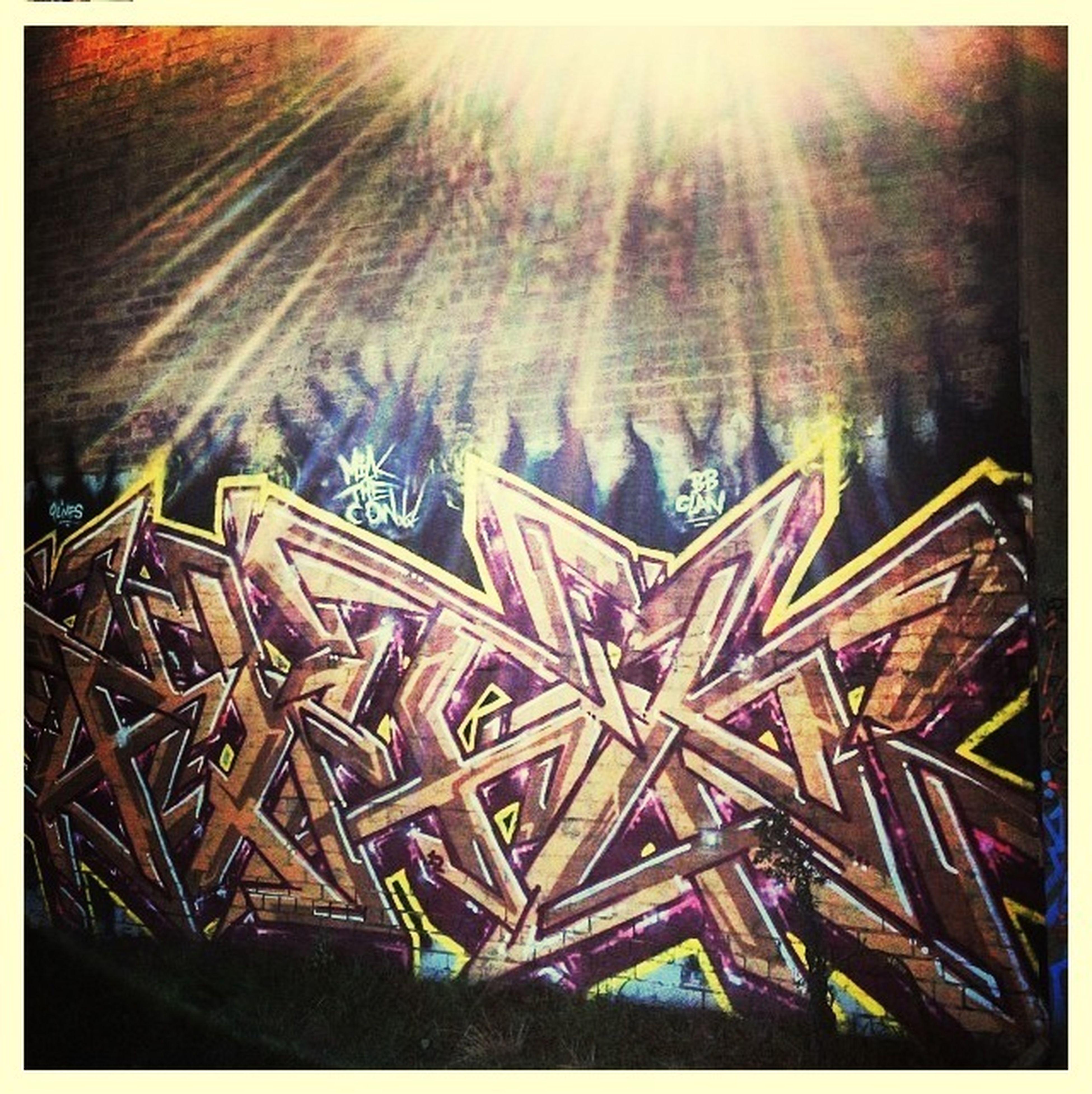 Graffiti Abandoned Places God's Handiwork