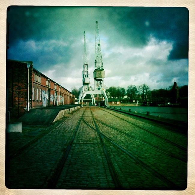 #lübeck #germany #building #hafen Building Germany Hafen Lübeck Welovehl