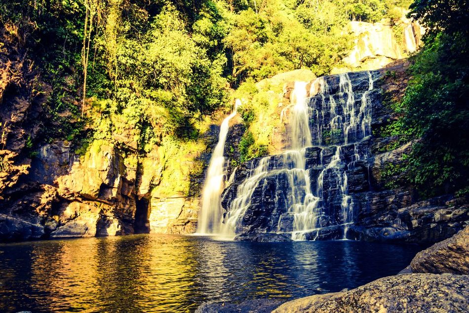Nauyaca Waterfalls (20m) Check This Out Hanging Out Hello World Hi! Relaxing Taking Photos Nature Photography Costa Rica Waterfalls Waterfall Water