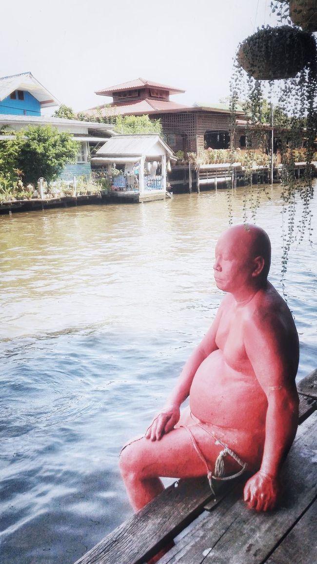 Artist's House Bangkok Thailand First Eyeem Photo Pastel Power Klong Sculpture Body Art
