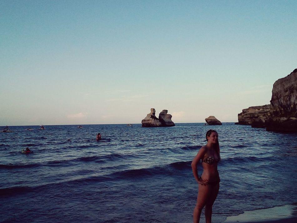 Torredellorso Before Sunset Beachphotography Leduesorelle Vintagemood Cheese! Sea Summer
