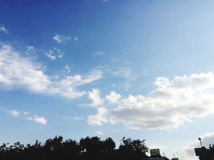 Sky And Clouds ☁️