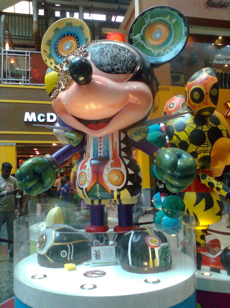 Kuala Lumpur CityWalk Daytime Shoppingmall CinemaTime