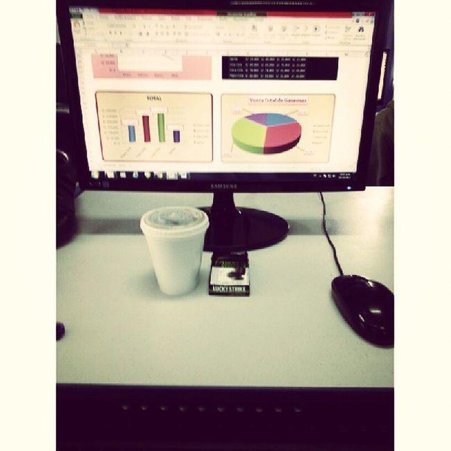 Excel Coffee Luckystrike Zzz