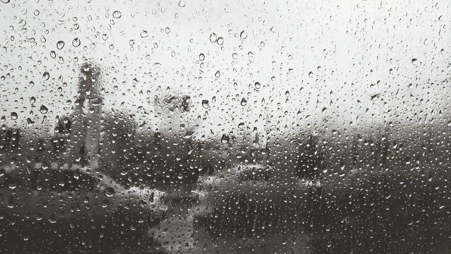 Rainy Raining Raining Day Raining Outside