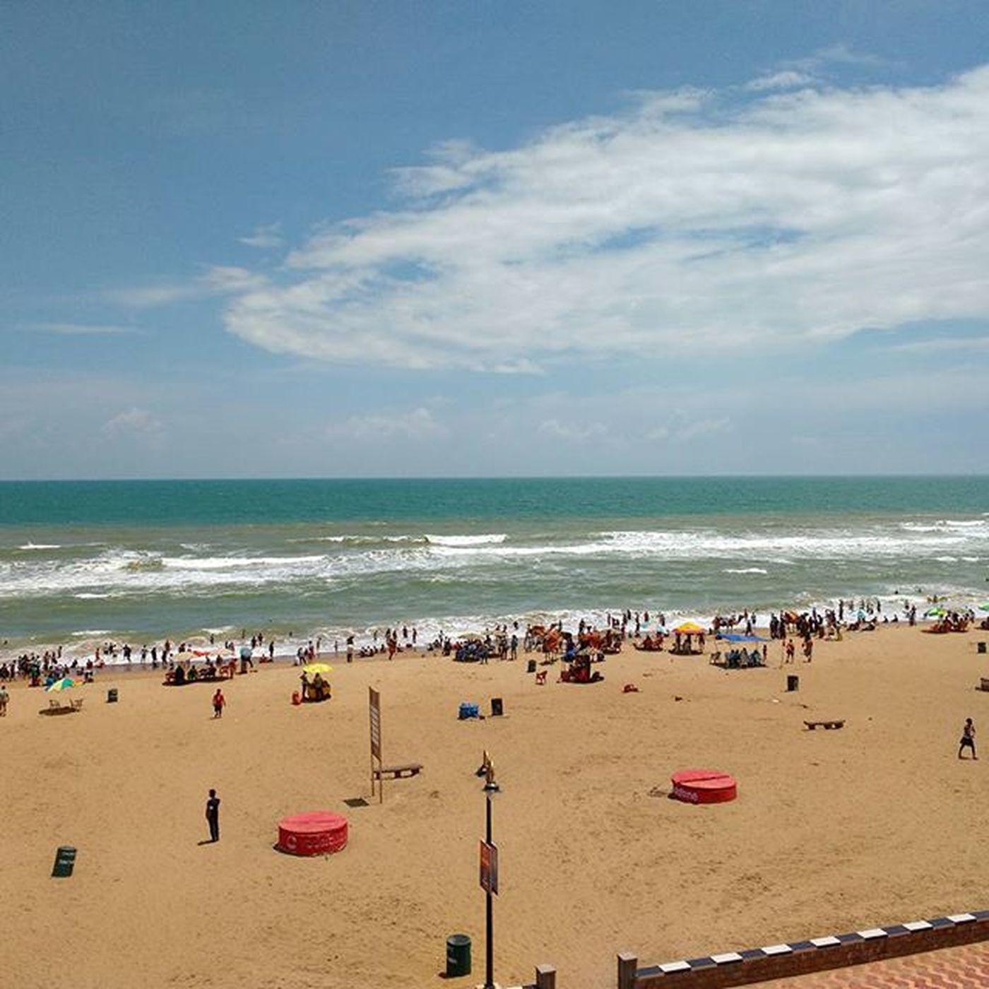 Sea Beach Beachlife Puri Swargadwar Resort Orrisa Orrisatourism Fun Nofilterneeded Androidography Motog3 @incredibleindiaofficial @indianrootscom