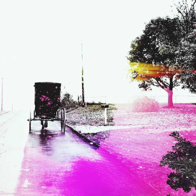 Lover Of Color Abstractions In Colors Ride In Style Rush Hour not need a rest a vacation peace have a good day