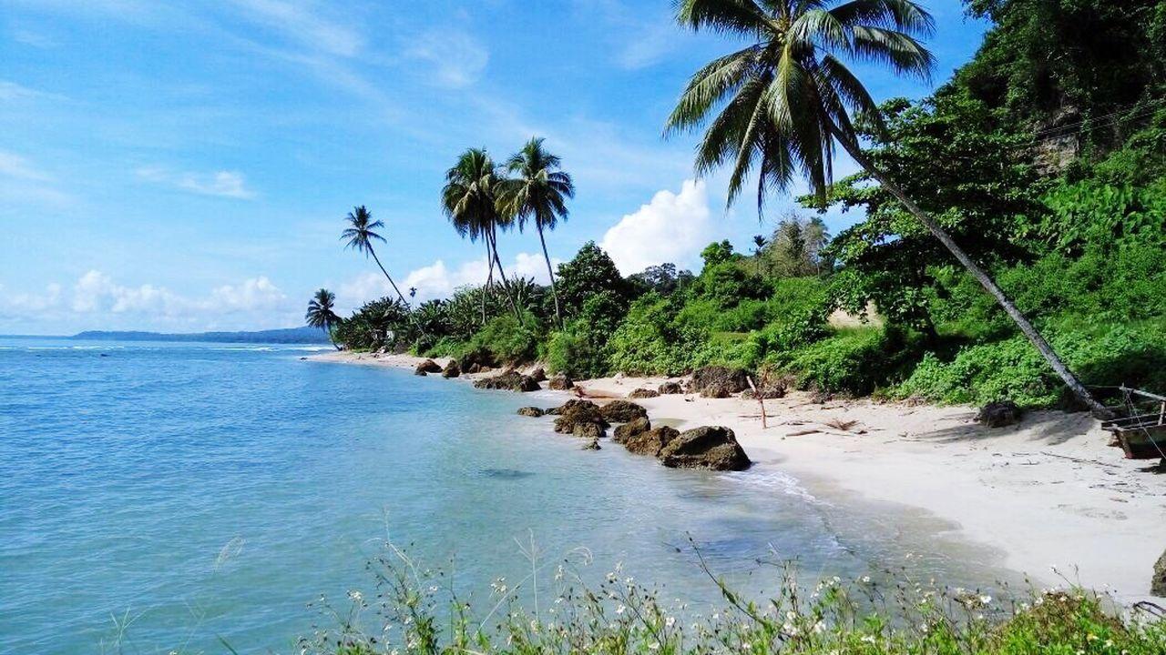 Pantai Sarmi Exotic Papua Wonderful Indonesia Wonderful Iloveindonesia Kabupaten Sarmi Provinsi Papua