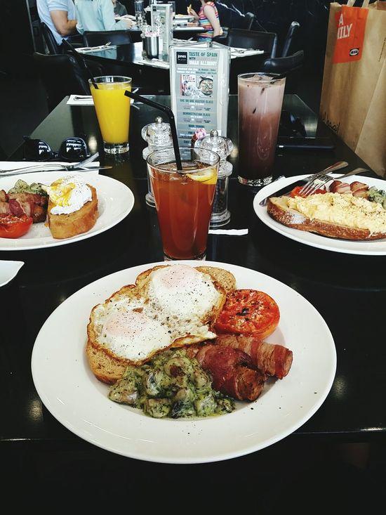 Food Hoteliers Dubailove Hello World Enjoying Life Breakfast ♥ Time For Breakfast  Dubai❤ UAE , Dubai Dubailife