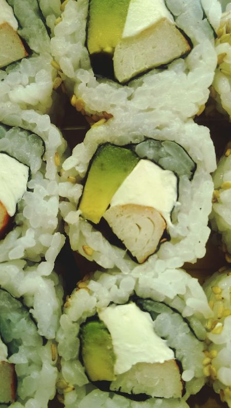 Lunch break with videographer director PdotAL Sushi Creativity Video Production