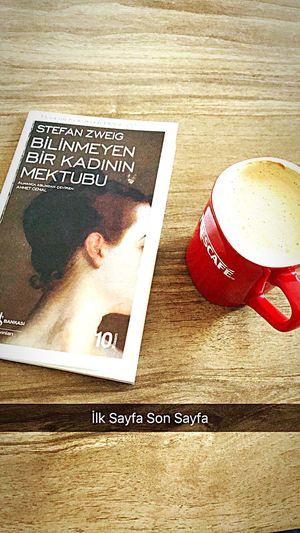 Book Nescafe Morning Beatiful LaVidaEsBella Hayat Guzeldir SEV Yasa Öl First Eyeem Photo