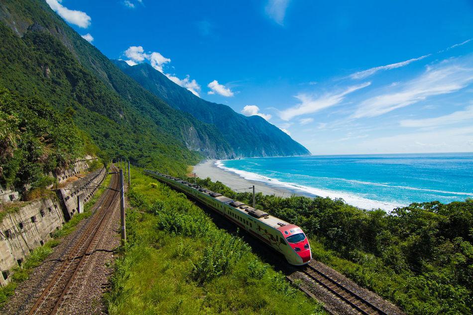 Beautiful stock photos of transport, Blue, Cloud, Day, Grass