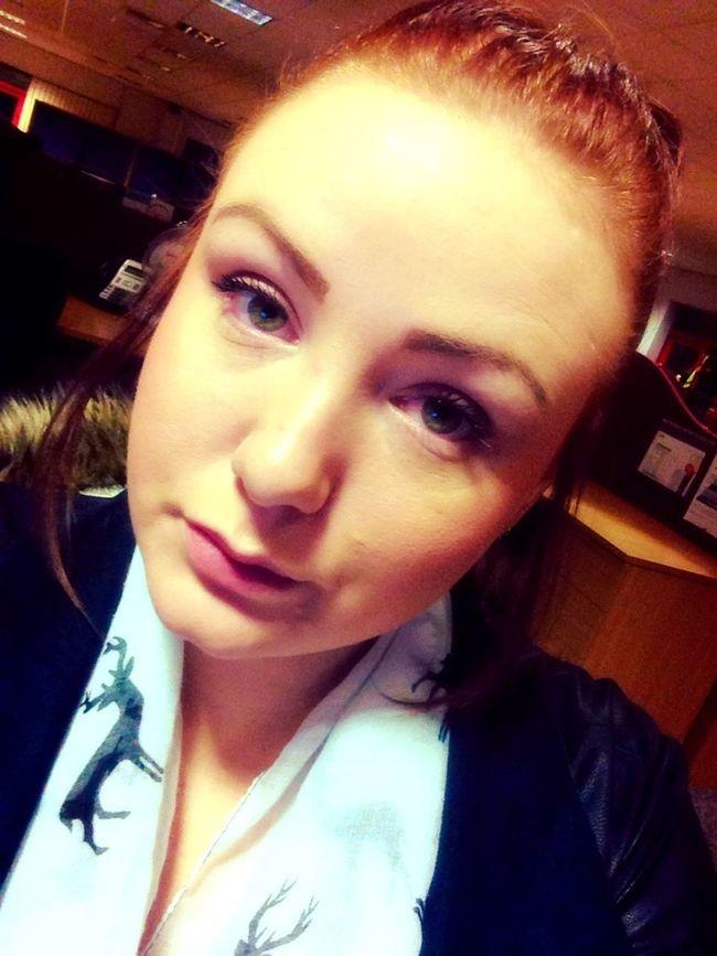 Sneaky selfie at work ? Worktimeselfie Working Hard 😜