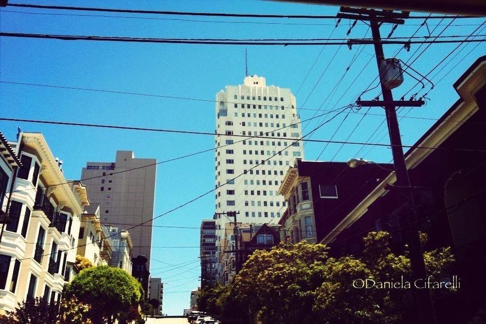Urban Power Lines San Francisco Streets Of San Francisco Walk This Way