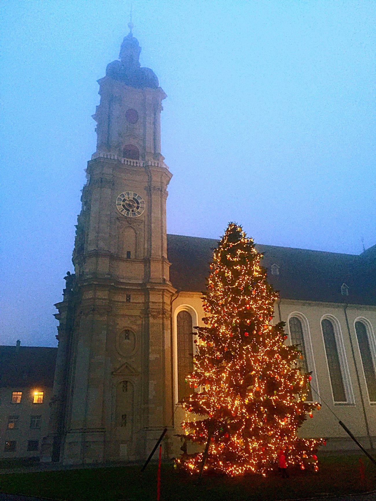 Christmastime Switzerland St.gallen Taking Photos Beautiful Day Colorful Photography Shillouette Taking Photos Awesome