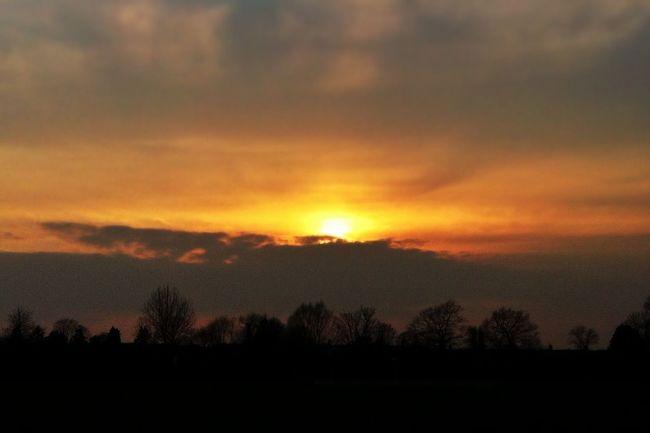 Sunset EyeEm Best Shots Skyporn Clouds And Sky