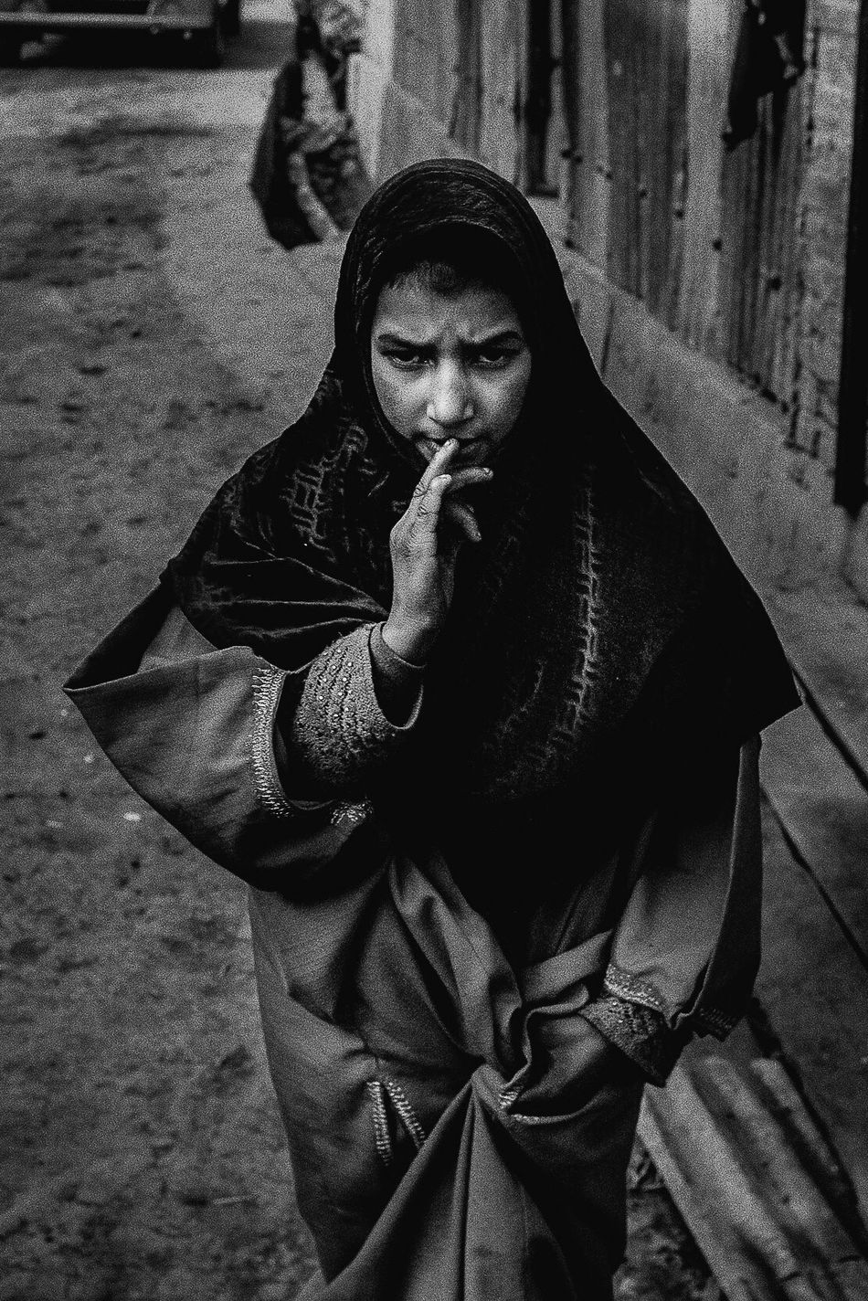Kashmir 2016 © Zacharie Rabehi / Agence Le Journal
