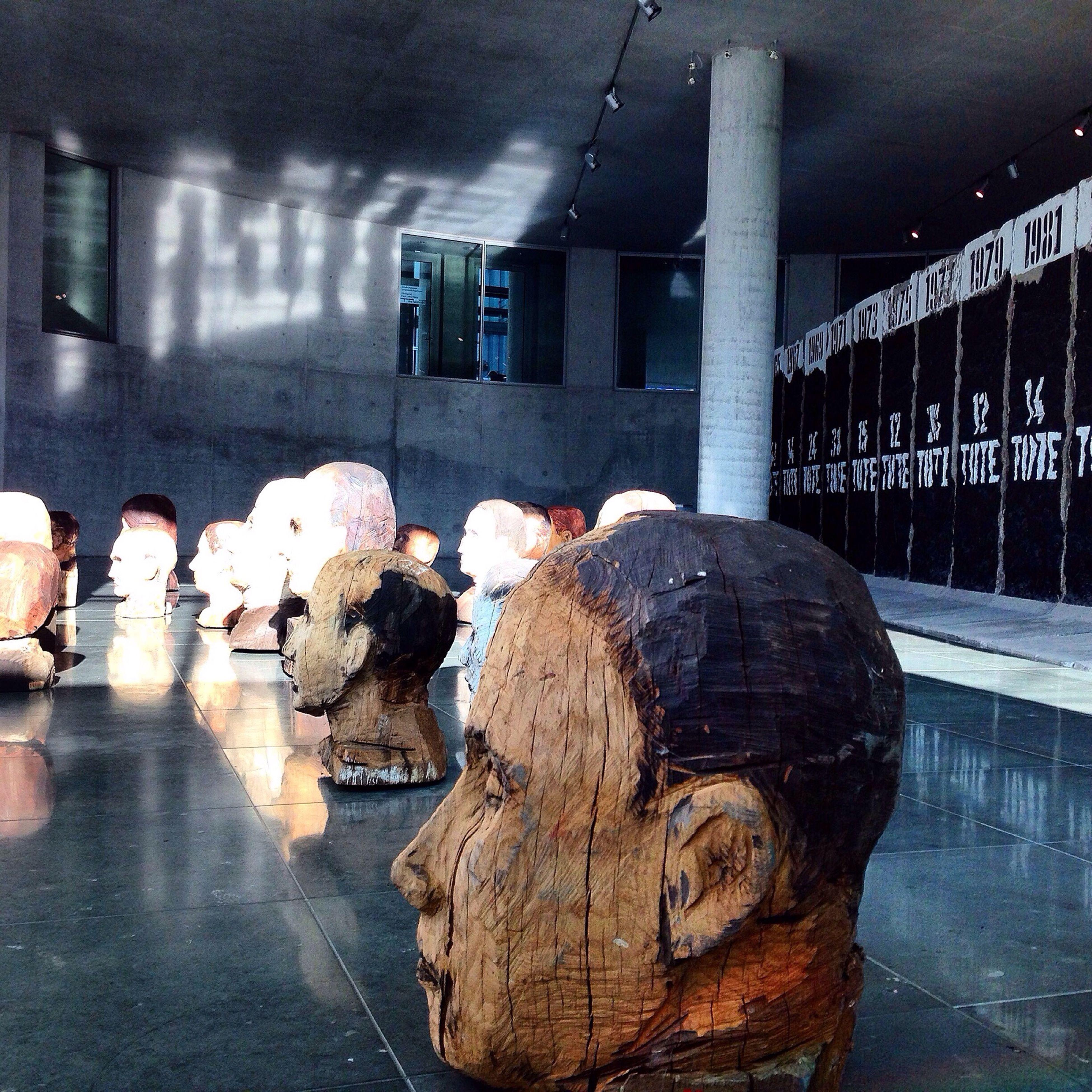 Berlin Wall Memorial Bundestag