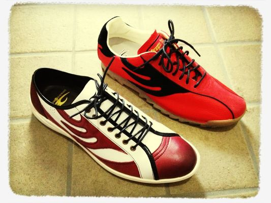 new shoes by Yasu