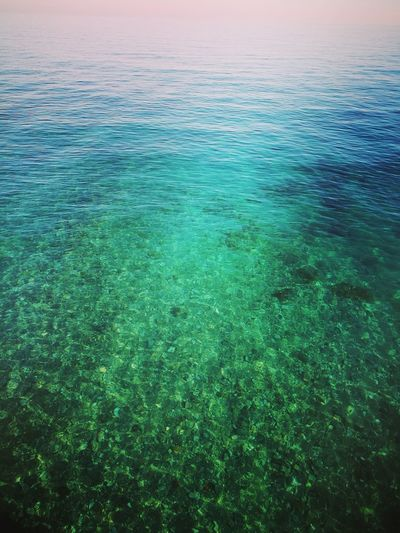 Sun Nature Beauty In Nature Water Sea Outdoors Scenics Tranquil Scene Tranquility Refraction Rippled Day No People Sunset Backgrounds Freshness Close-up Sky UnderSea Pietra Ligure