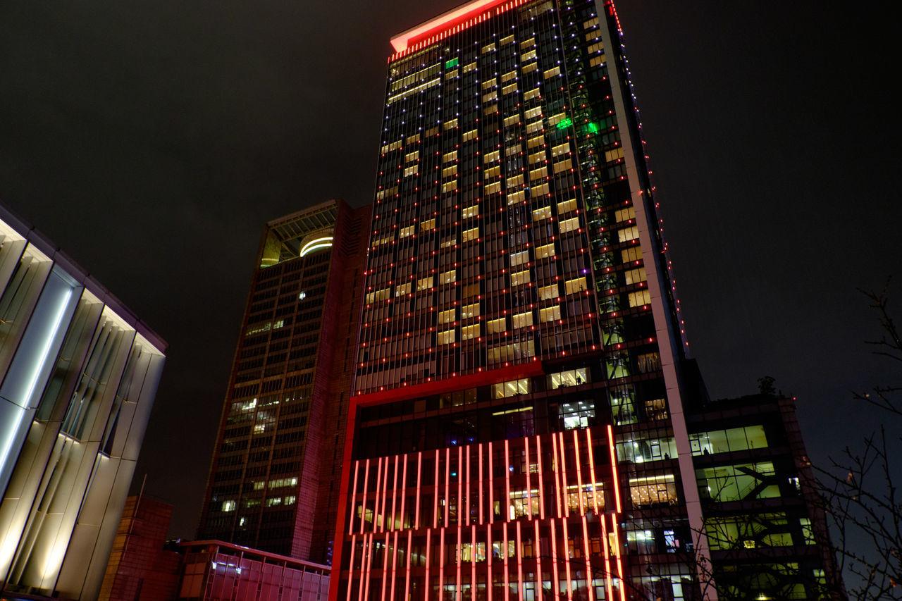 W Taipei Fujifilm Fujifilm X-E2 Fujifilm_xseries Hotel Night View Taipei Taiwan Travel Traveling W Taipei 台北 台湾