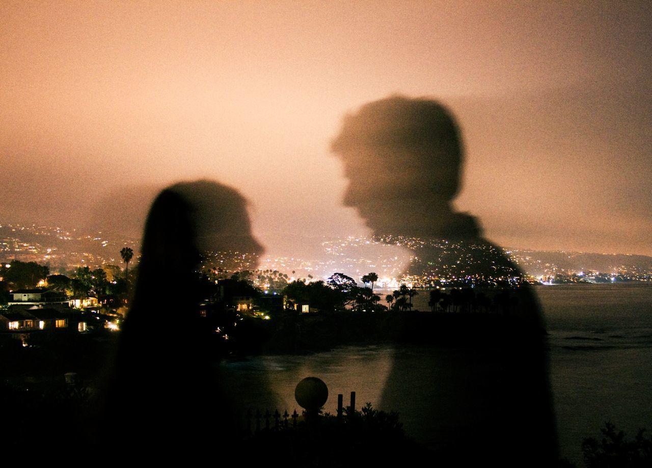 Beautiful stock photos of lovers, City Lights, Cityscape, Coast, Couple