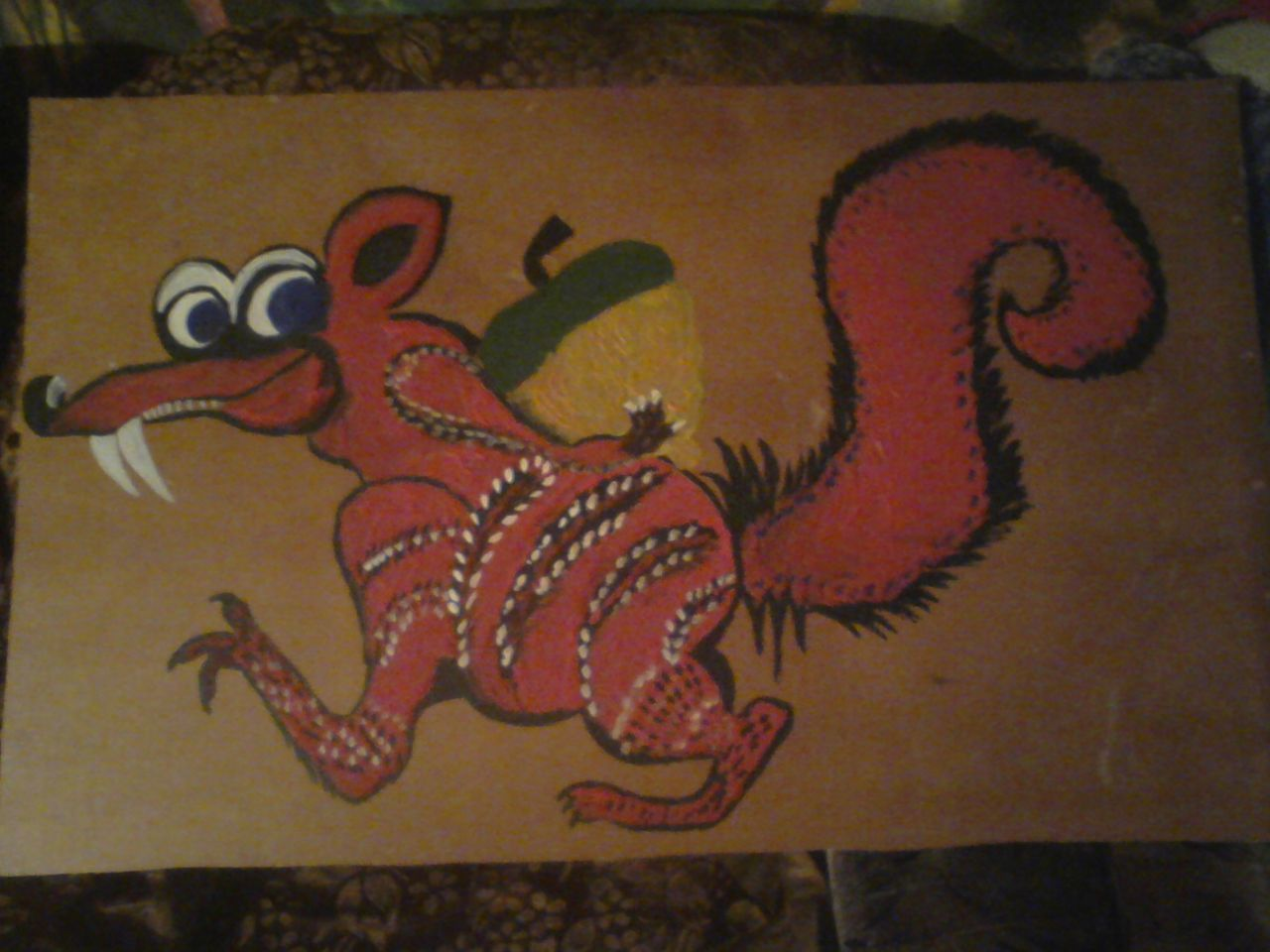 animal representation, art and craft, close-up, no people, indoors, bird, animal themes, day