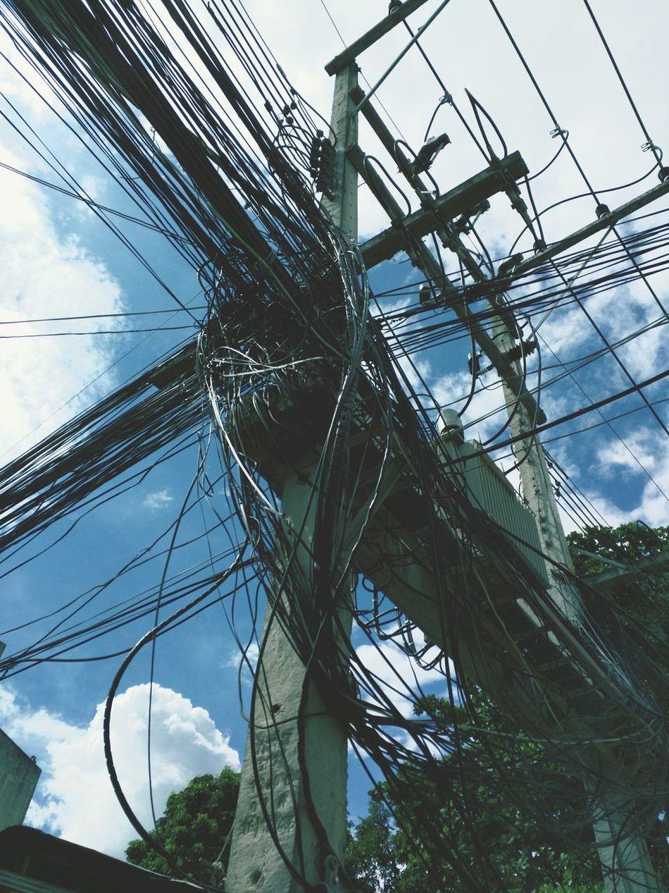 Wires — Thailand